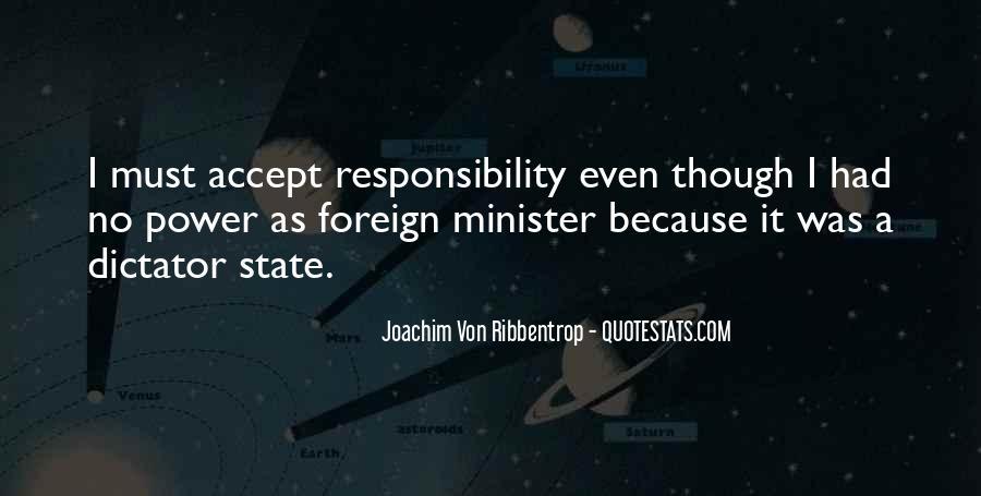 Joachim Von Ribbentrop Quotes #1139318