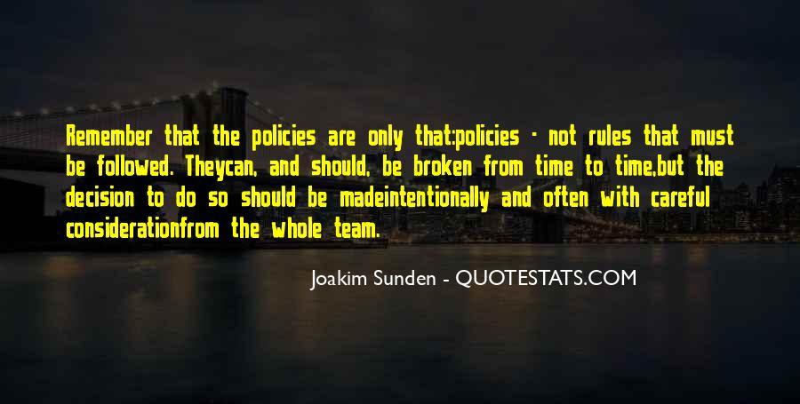 Joakim Sunden Quotes #1815182