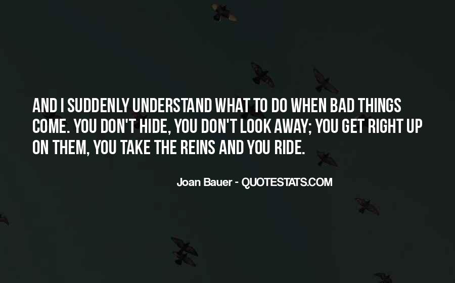Joan Bauer Quotes #1010314