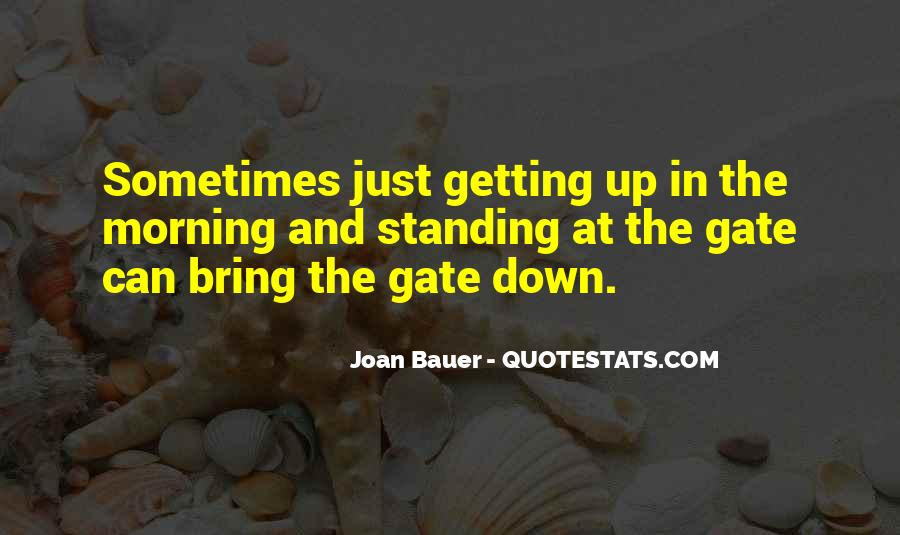Joan Bauer Quotes #1094673