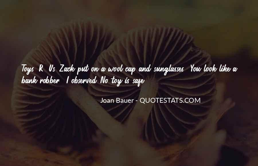 Joan Bauer Quotes #1157334