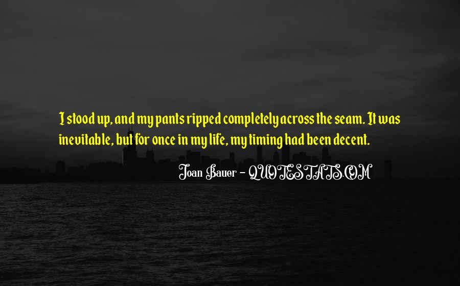 Joan Bauer Quotes #1209681
