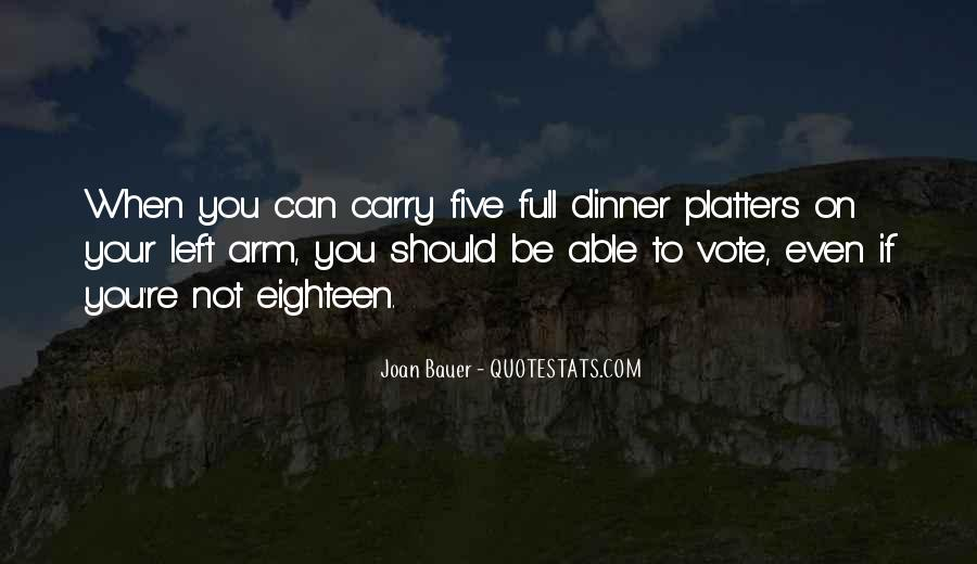 Joan Bauer Quotes #1291874