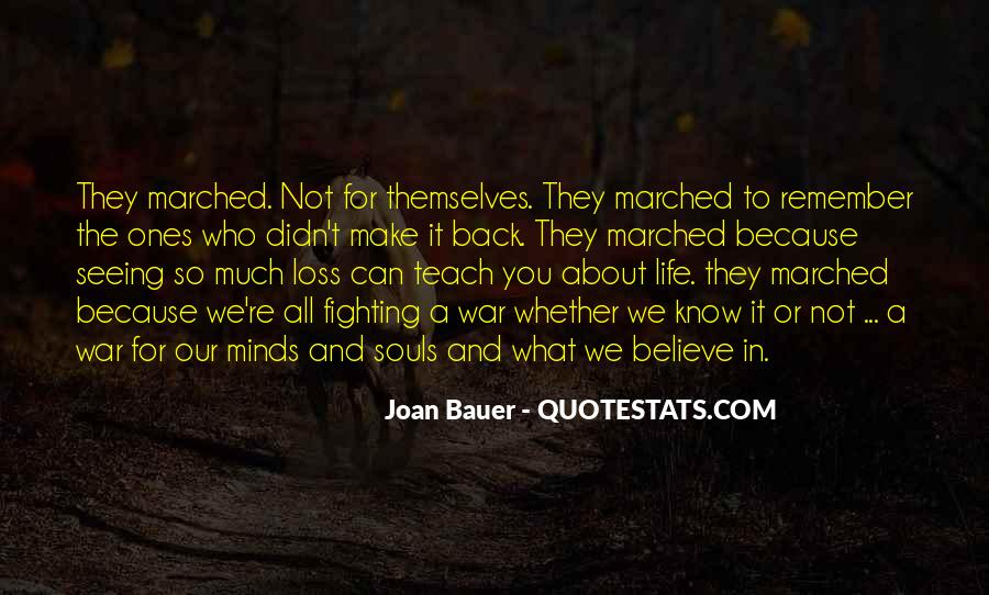 Joan Bauer Quotes #1495617