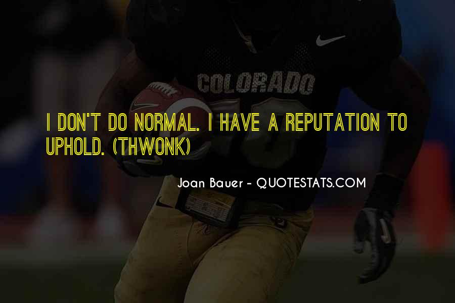 Joan Bauer Quotes #1495929