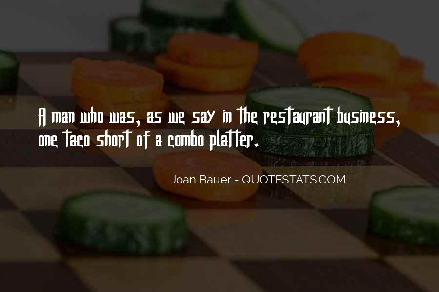 Joan Bauer Quotes #1632474