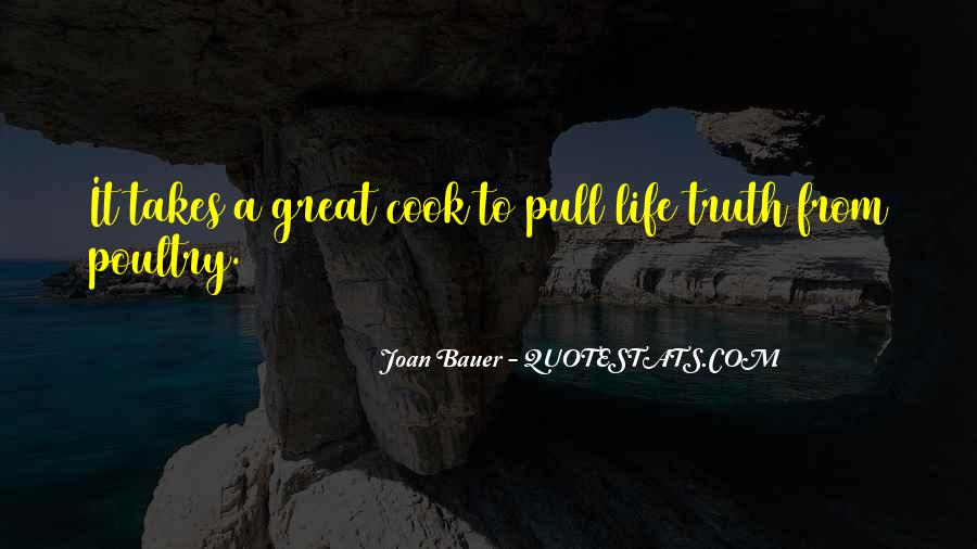 Joan Bauer Quotes #1816163