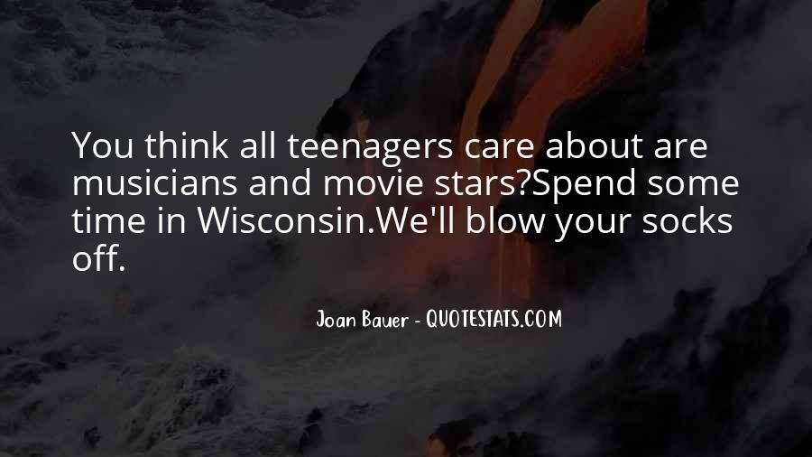Joan Bauer Quotes #350098
