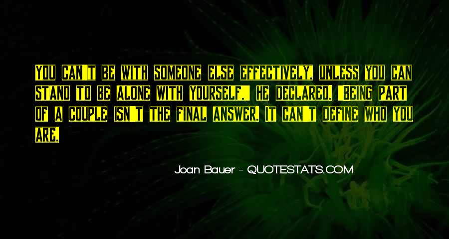 Joan Bauer Quotes #375877
