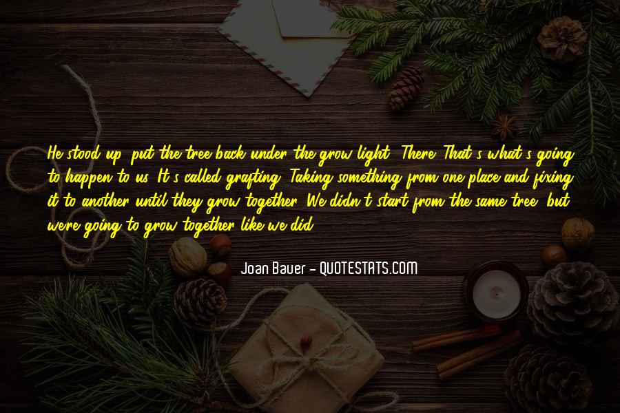 Joan Bauer Quotes #417319