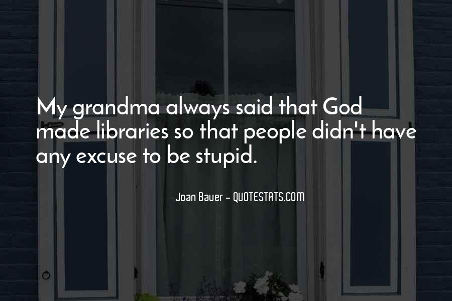 Joan Bauer Quotes #574544