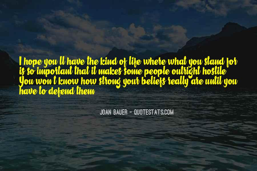 Joan Bauer Quotes #654187