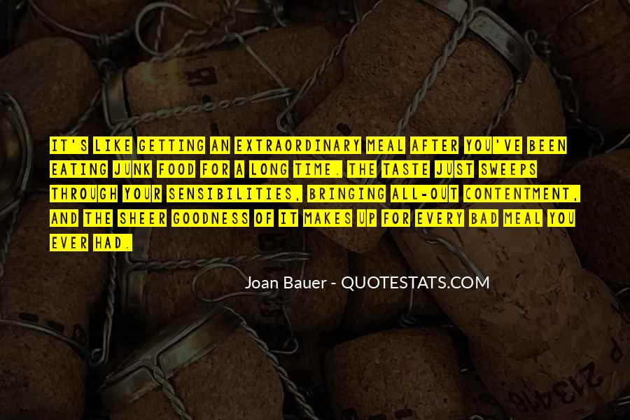 Joan Bauer Quotes #885217