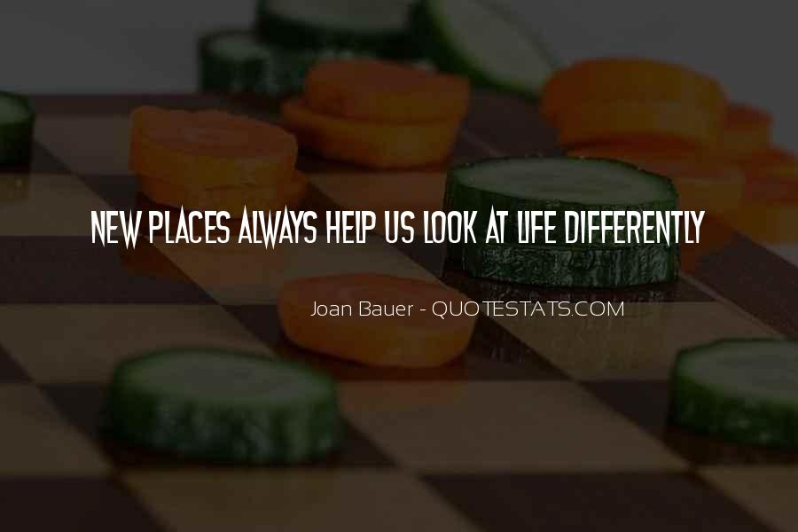 Joan Bauer Quotes #896380