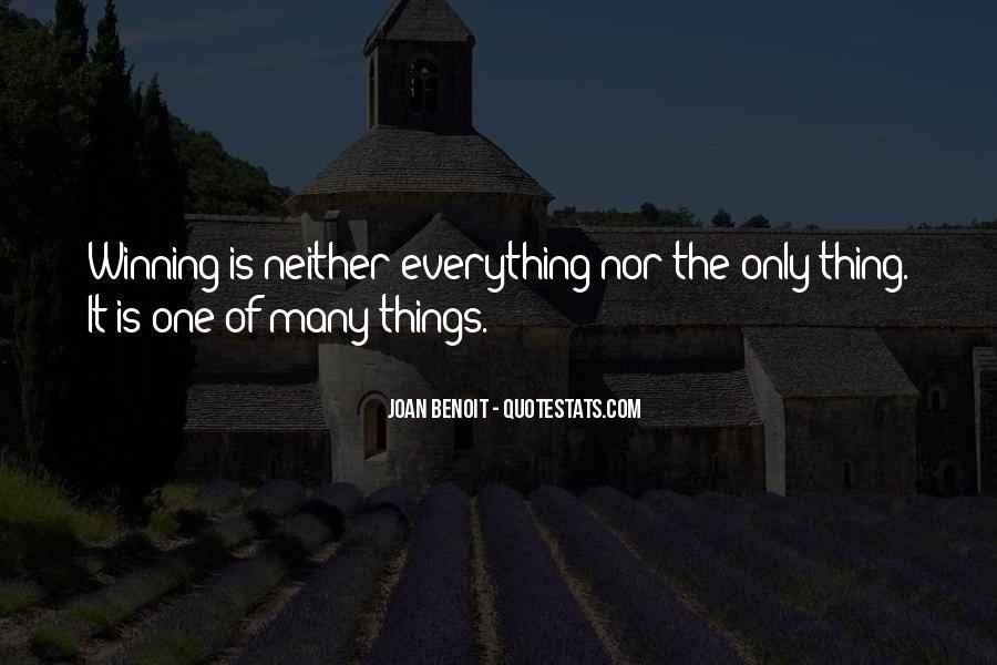 Joan Benoit Quotes #1014423