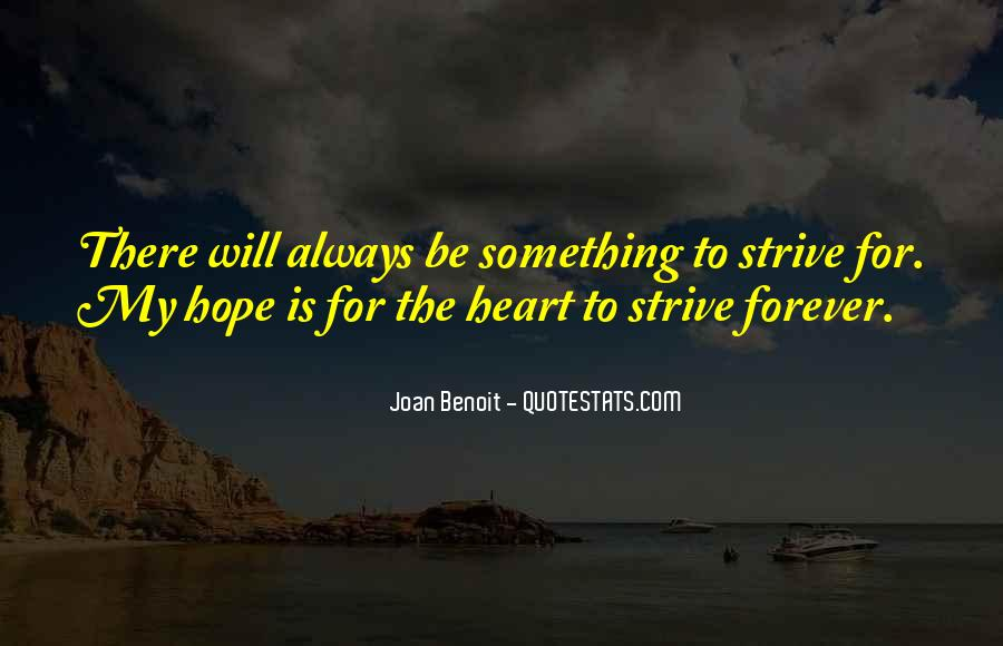 Joan Benoit Quotes #1054754