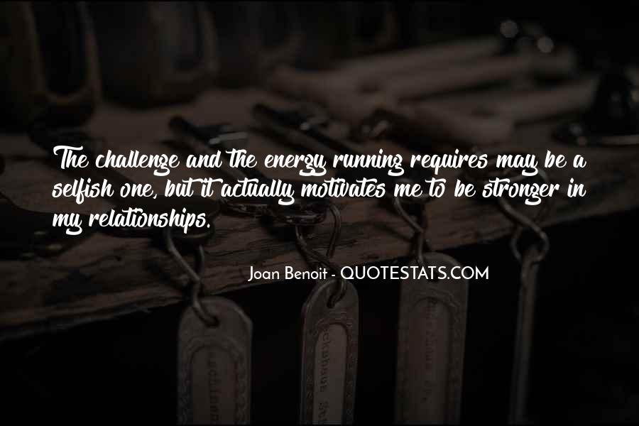 Joan Benoit Quotes #57793