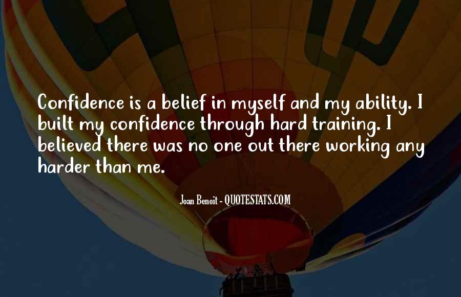Joan Benoit Quotes #585795