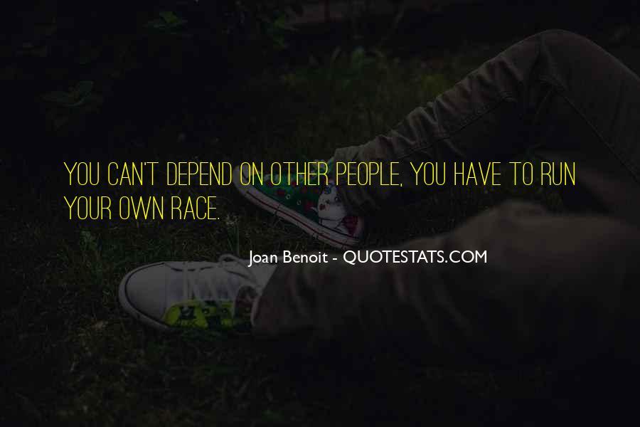 Joan Benoit Quotes #904464
