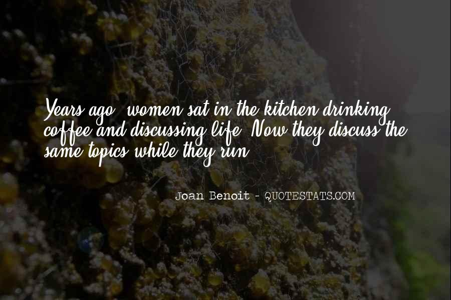 Joan Benoit Quotes #909095