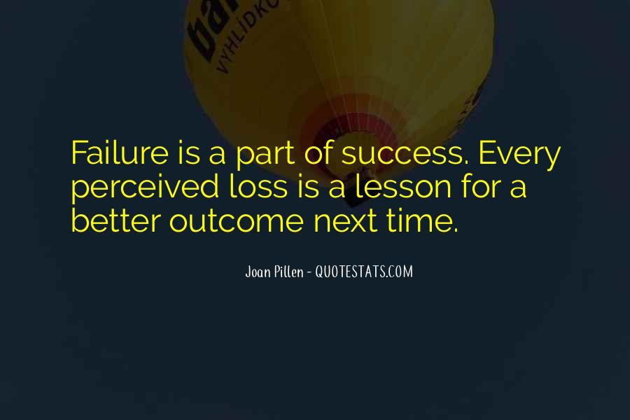 Joan Pillen Quotes #113071