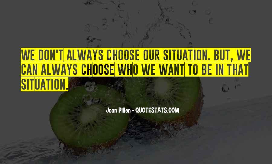 Joan Pillen Quotes #1664891