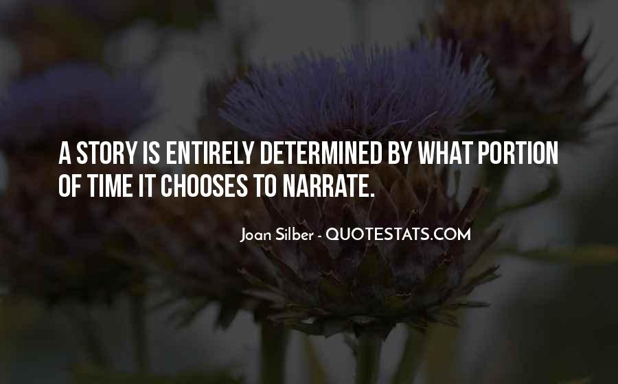 Joan Silber Quotes #1073782