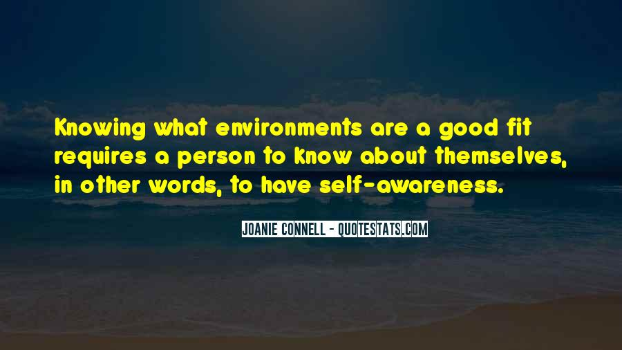 Joanie Connell Quotes #1237079
