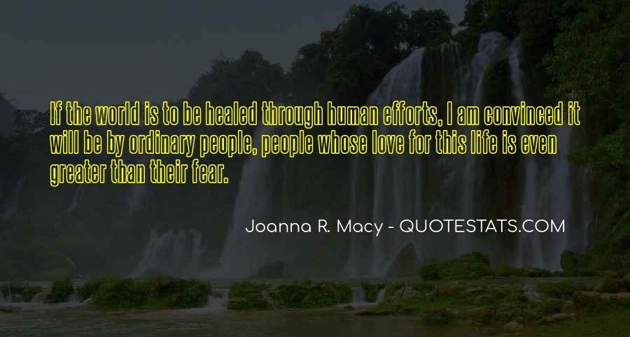 Joanna R. Macy Quotes #374917