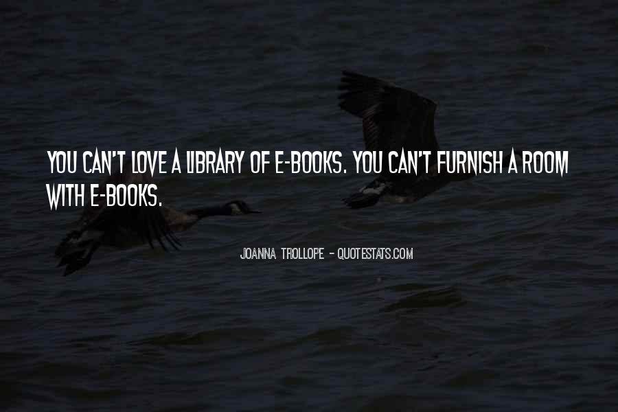 Joanna Trollope Quotes #1405800