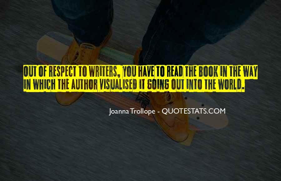 Joanna Trollope Quotes #1406573