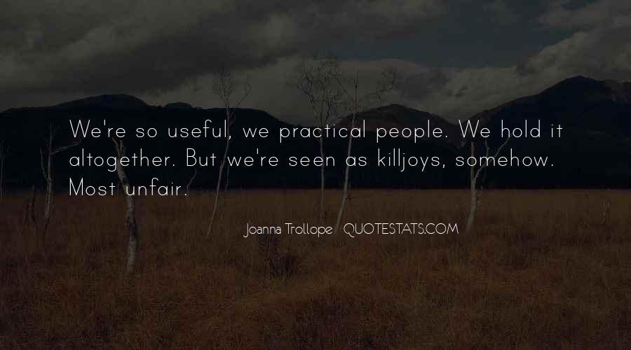 Joanna Trollope Quotes #1491774