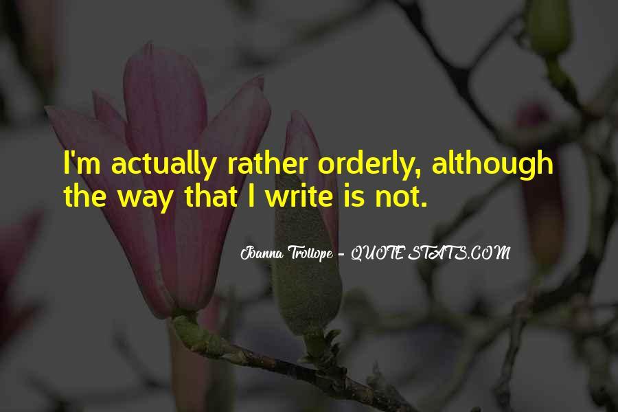 Joanna Trollope Quotes #1512385