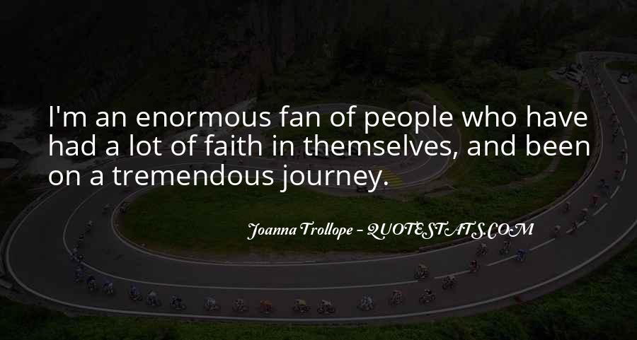 Joanna Trollope Quotes #1575278