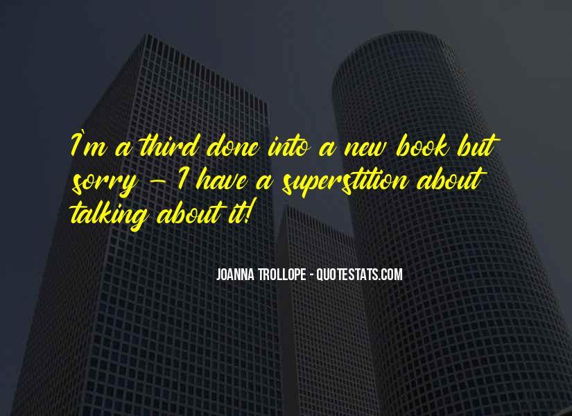 Joanna Trollope Quotes #193253