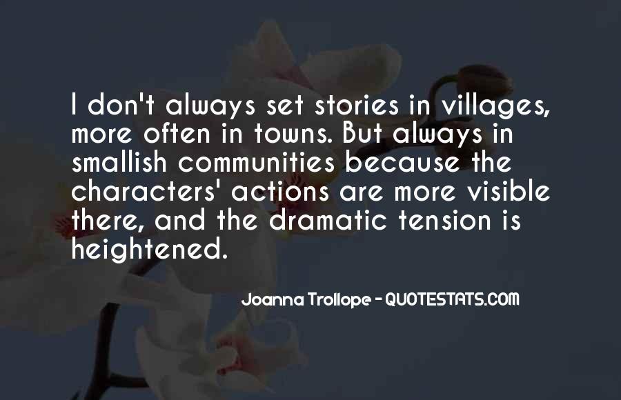 Joanna Trollope Quotes #473750