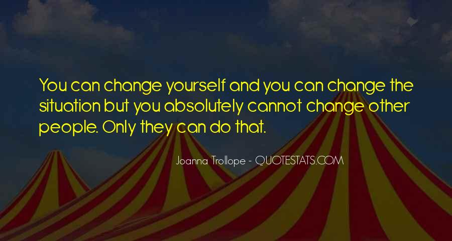 Joanna Trollope Quotes #553849