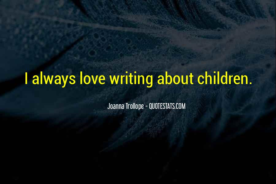 Joanna Trollope Quotes #596215