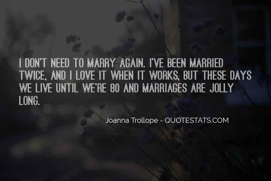 Joanna Trollope Quotes #597852