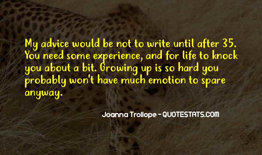 Joanna Trollope Quotes #606599