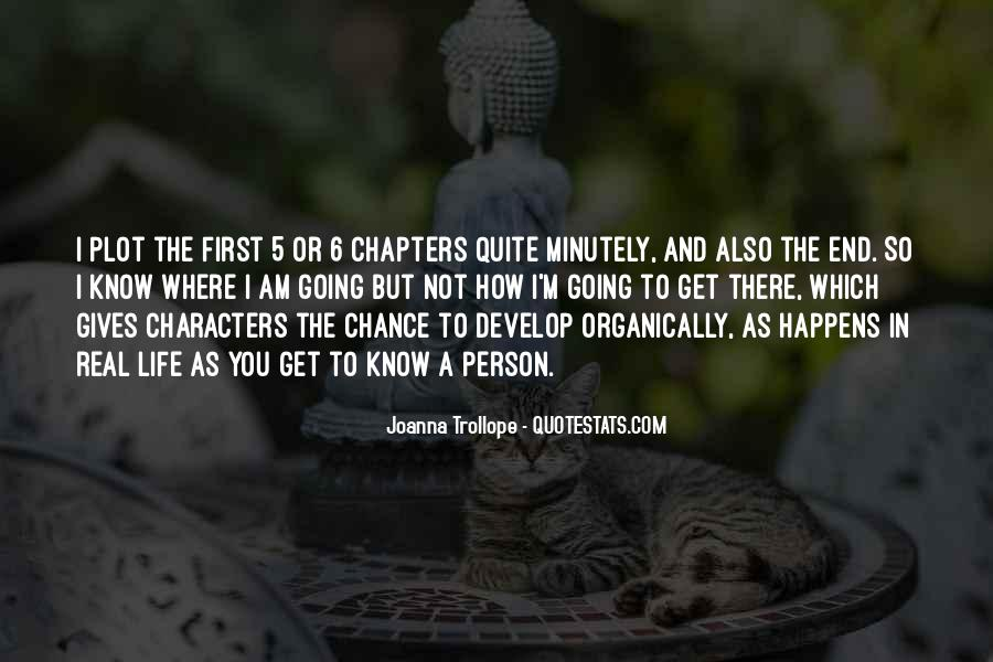 Joanna Trollope Quotes #616146
