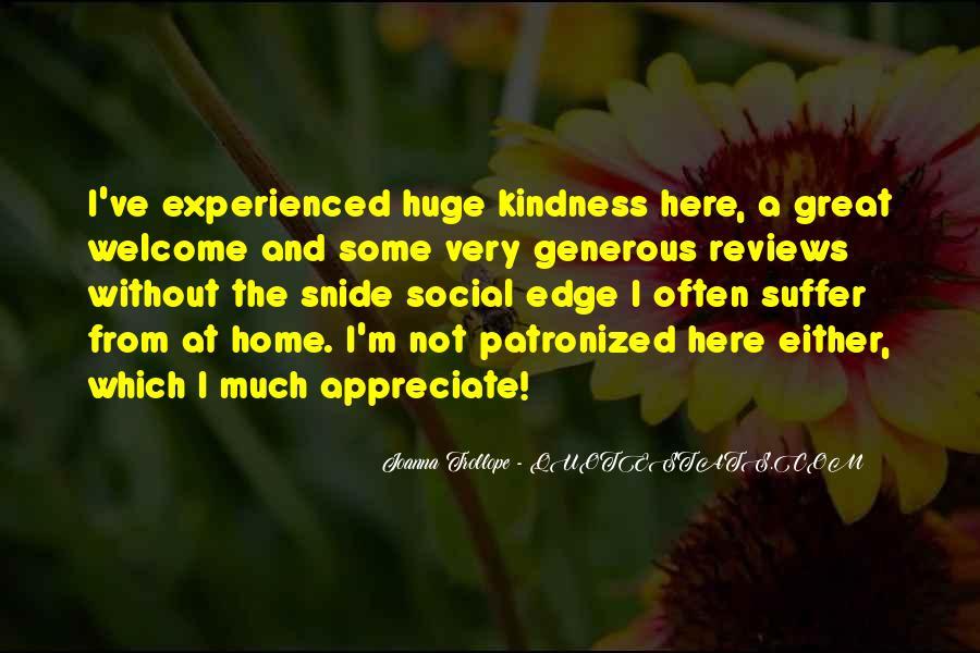 Joanna Trollope Quotes #662259