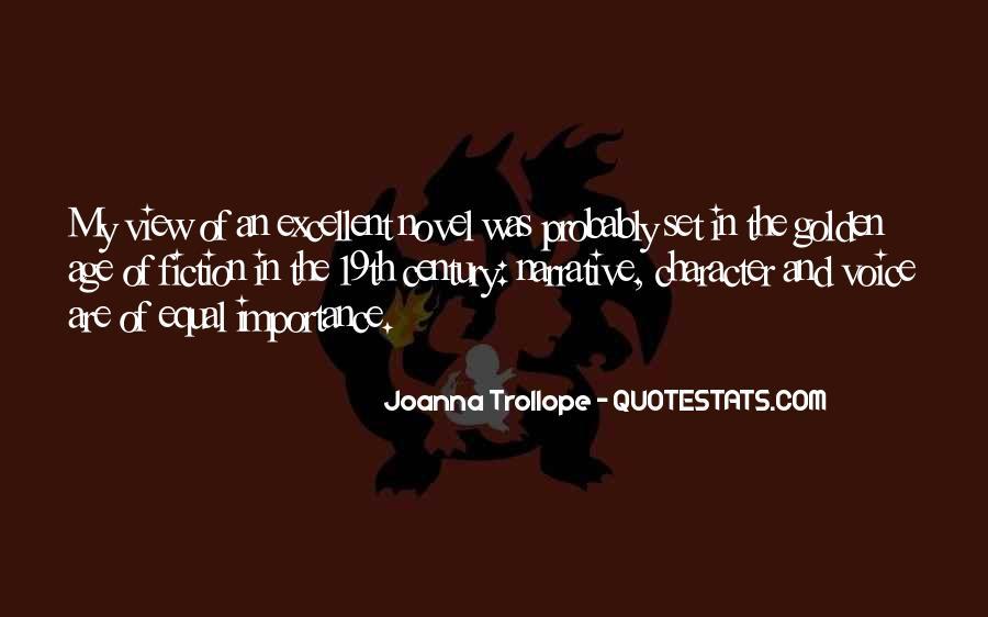 Joanna Trollope Quotes #859182