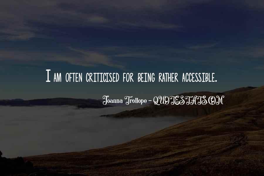 Joanna Trollope Quotes #982458