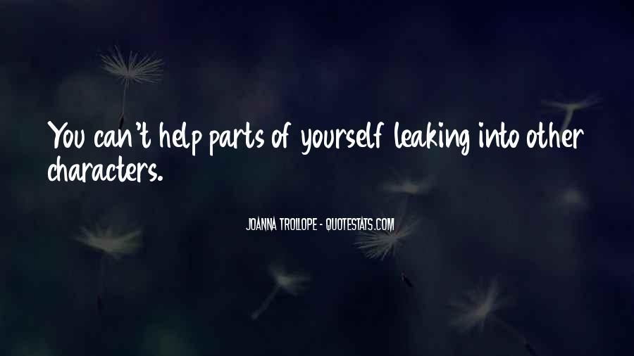Joanna Trollope Quotes #986962