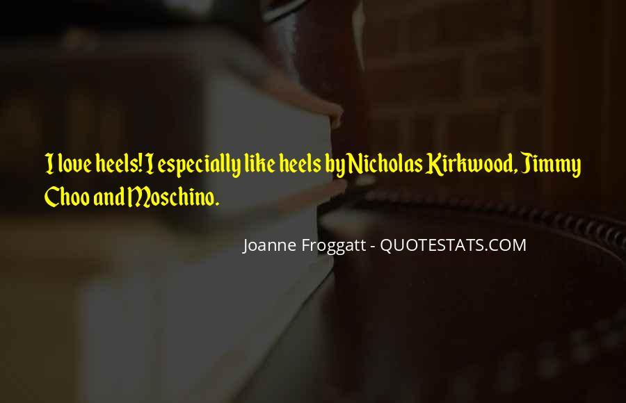 Joanne Froggatt Quotes #1220611