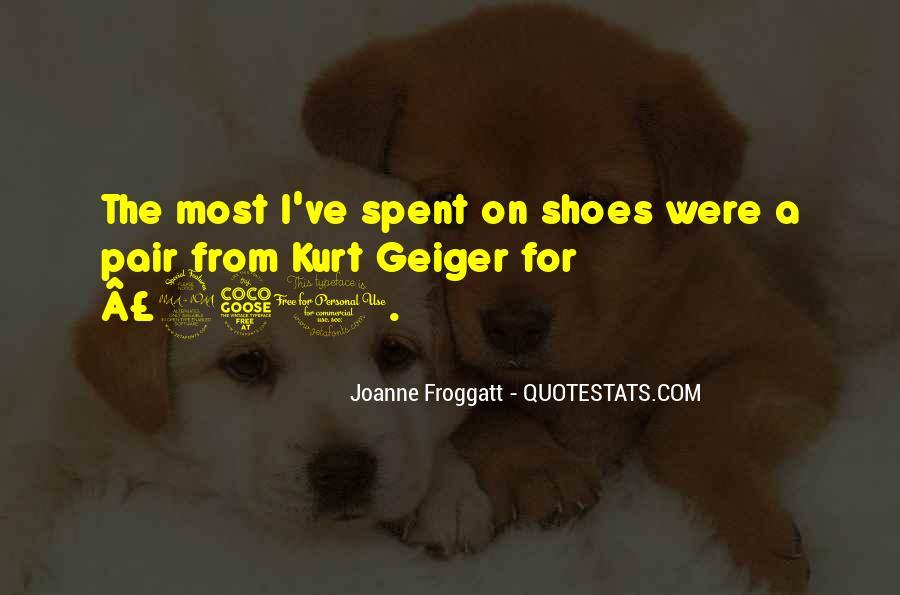 Joanne Froggatt Quotes #339333