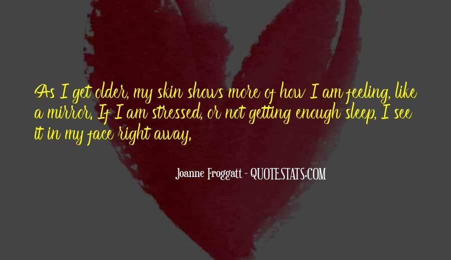 Joanne Froggatt Quotes #517607