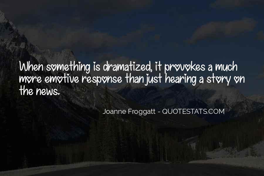 Joanne Froggatt Quotes #618638