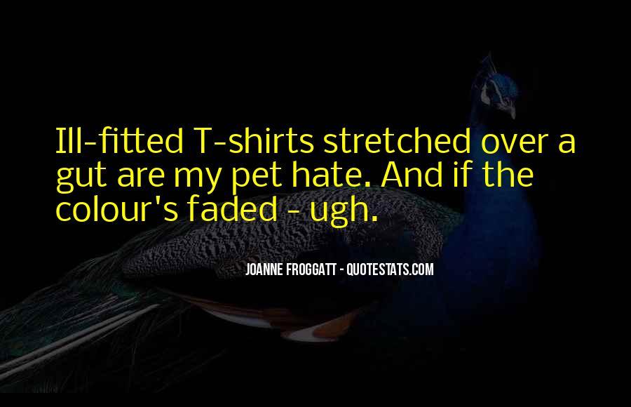 Joanne Froggatt Quotes #954449
